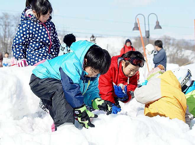 妙高 妙高 Ski Park滑雪場特色服務介紹 親子活動